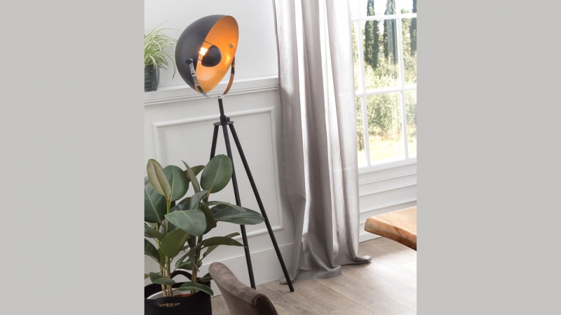 Stehlampe Click